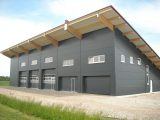 facade finish anthracite colour ral-7016