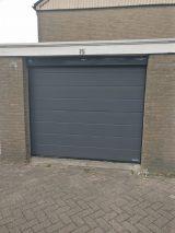 garage door RAL 7024